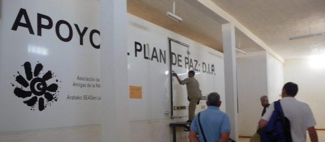 APOYO A LAS OFICINAS DEL DNI SAHARAUI