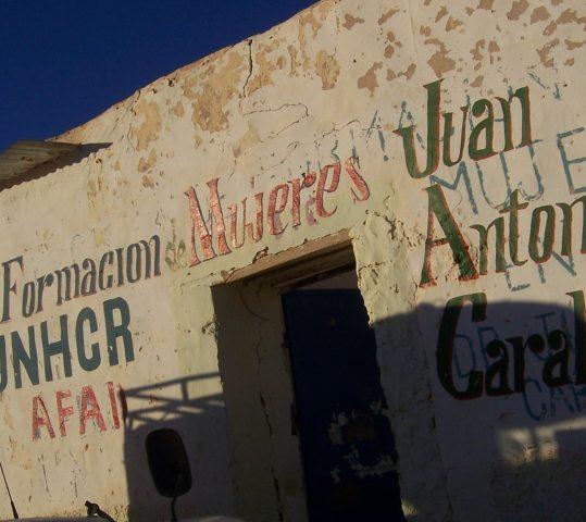ESCUELA DE FORMACIÓN PROFESIONAL PARA MUJERES DE DAJLA